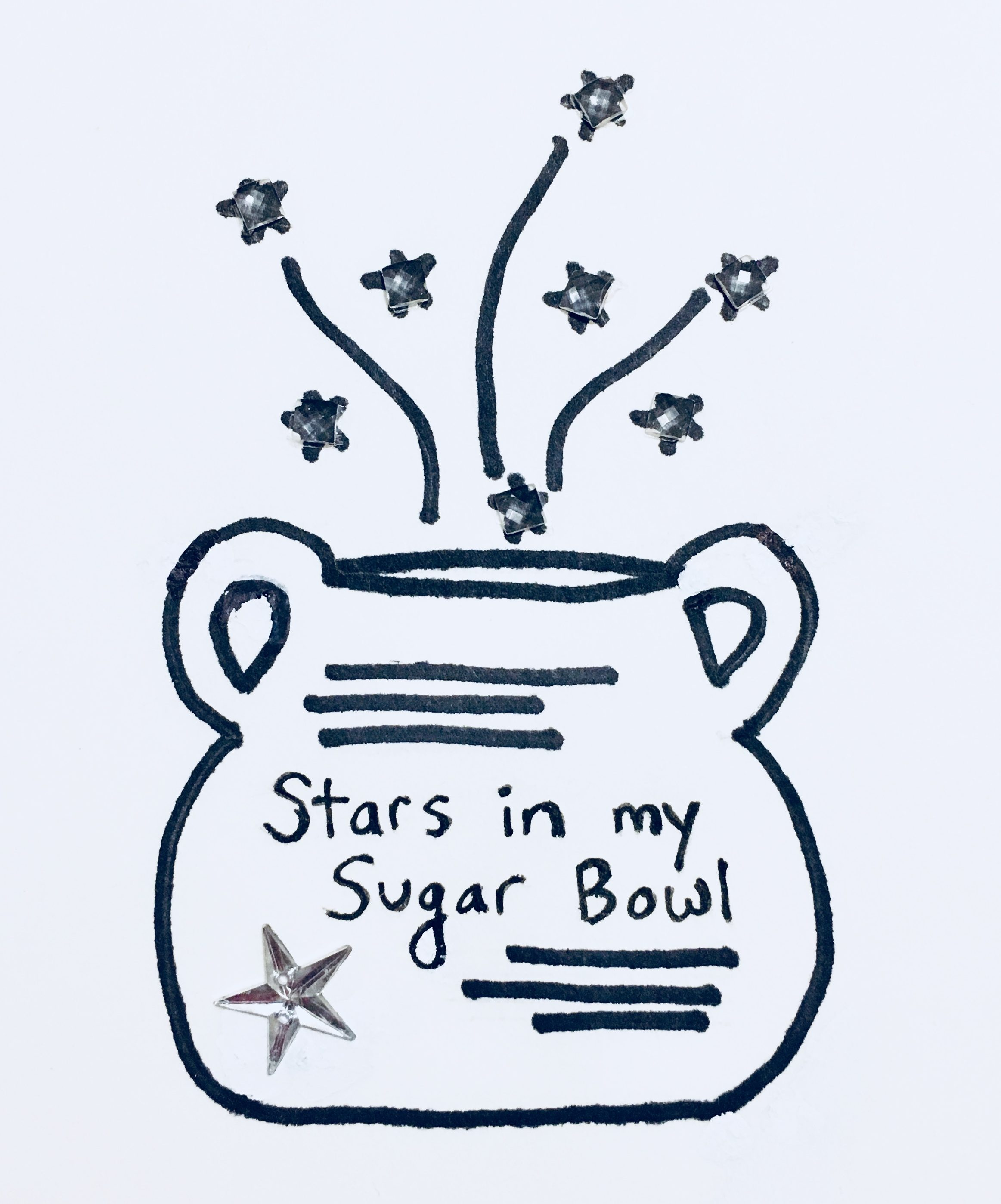 Stars in my Sugar Bowl